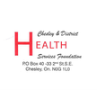 CHESLEY AND DISTRICT HEALTH SERVICES FOUNDATION