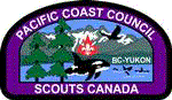 BOY SCOUTS OF CANADA, PACIFIC COAST COUNCIL