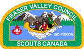 BOY SCOUTS OF CANADA - FRASER VALLEY COUNCIL