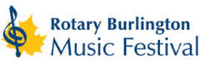 Rotary Burlington Music Festival