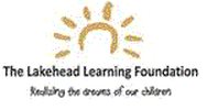 THE LAKEHEAD LEARNING FOUNDATION