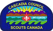 BOY SCOUTS OF CANADA-CASCADIA COUNCIL