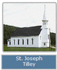 PARISH OF SAINT JOSEPH, TILLEY, NEW BRUNSWICK